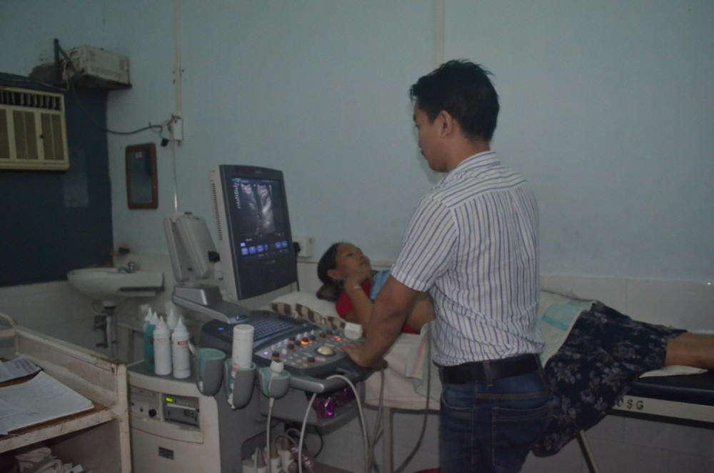Ultrasonography (USG)